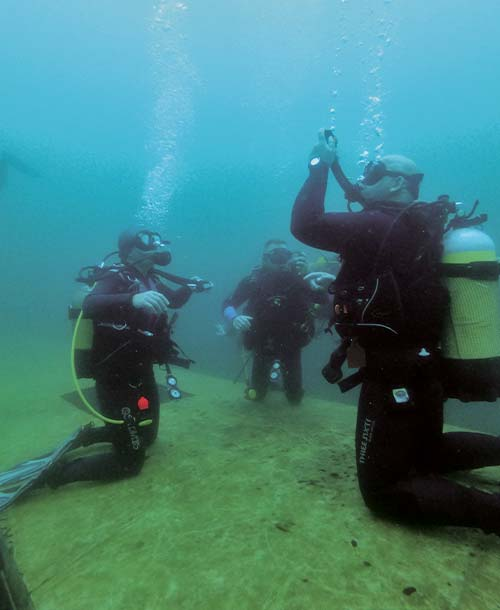 Advanced Scuba Course